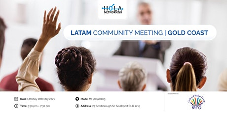 LATAM Community Gold Coast Meeting tickets