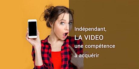 #74 - Indépendant, la vidéo : une compétence à développer (atelier part 3) billets