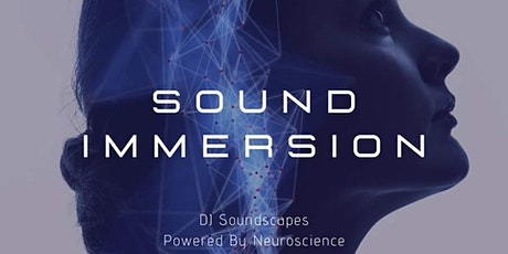 IMMERSIVE Sound Healing for Mental Health (Sydney) tickets