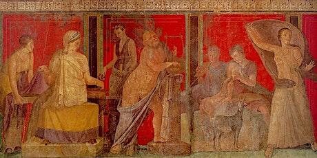 """Passeggiata storica con Guida """"La vita quotidiana  nell'antica Roma"""" biglietti"""