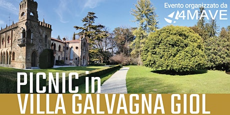 Picnic in Villa Galvagna Giol tickets