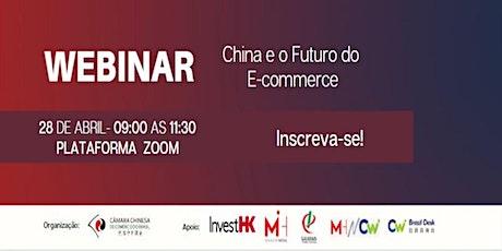 China and the Future of E-commerce biglietti