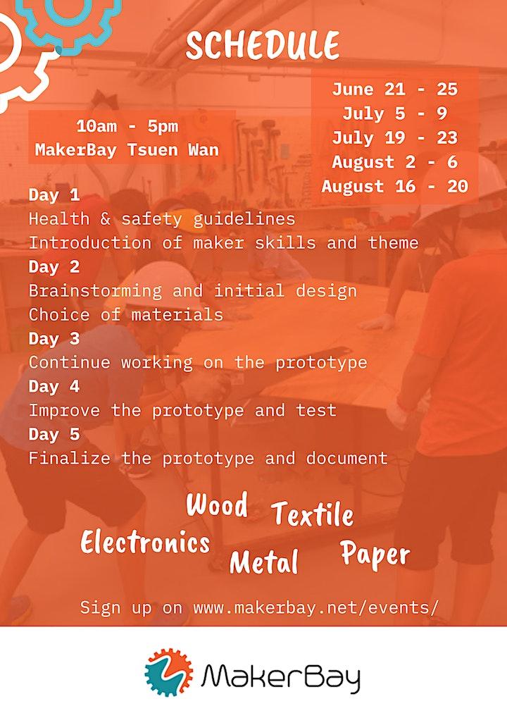 Summer 2021 - Impact Innovator week image
