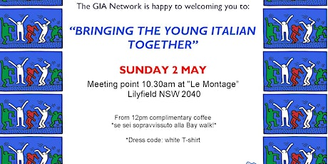 Bringing the Young Italian together tickets
