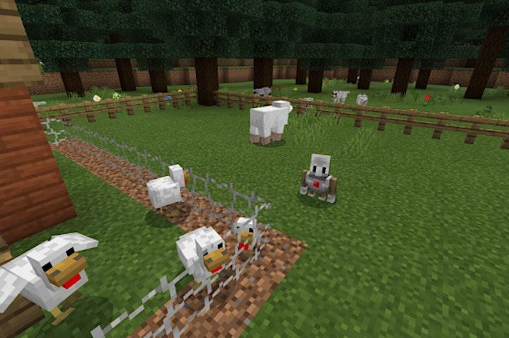 Minecraft Coding | Basic | For Ages 7-12 image