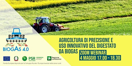 Biogas 4.0 biglietti