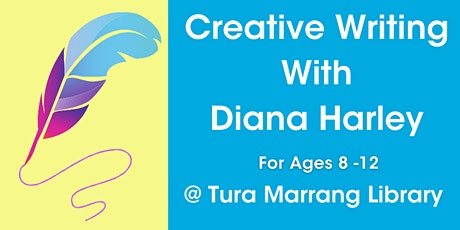 Writing Workshop with Diana Harley @ Tura Marrang Library tickets