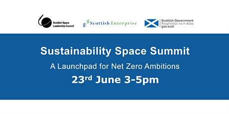 Sustainability Space Summit - A Launchpad for Net Zero Ambitions tickets