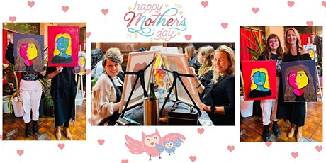 Paint Your Partner Picasso Style - Mother's Day Special tickets