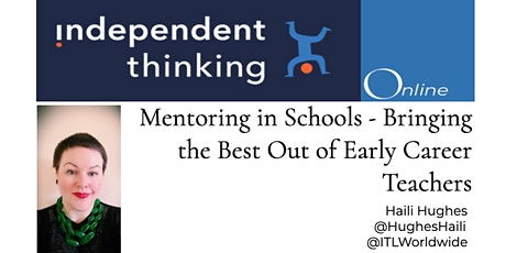 Mentoring in Schools - Bringing the Best Out of Early Career Teachers tickets