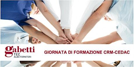 GIORNATA DI FORMAZIONE CRM - CEDAC102 biglietti