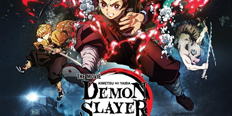 Anime Matsuri Demon Slayer Private Screening tickets