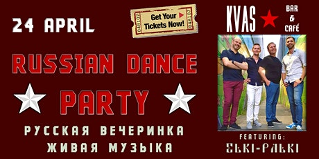 Russian Dance Party tickets