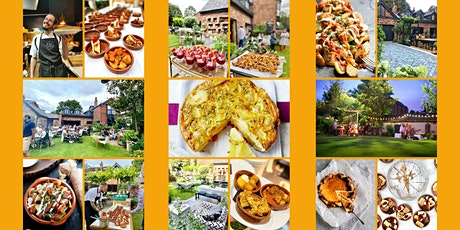 Crispy Balls Outdoor Spanish  Spectacular, Moregeous Supper Clubs tickets