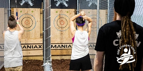 Axe Throwing tickets