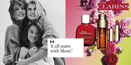 CLARINS - MOTHER'S DAY BEAUTY BAG entradas