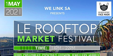 LIVE EASY ROOFTOP BUSINESS FESTIVAL tickets