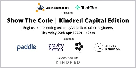 Show The Code | Kindred Capital Edition tickets