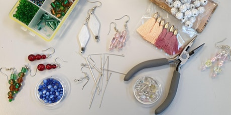 Inspirations Craft Group @ Girrawheen Library - Earrings Workshop tickets
