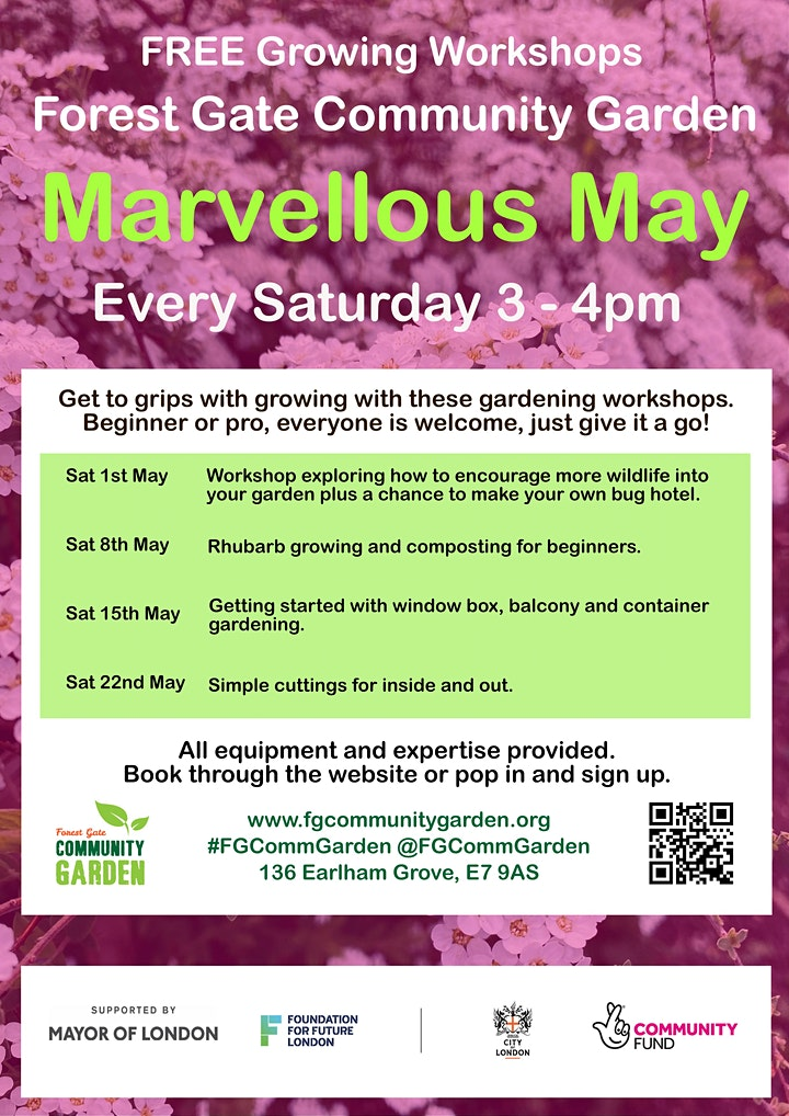 Marvellous May image