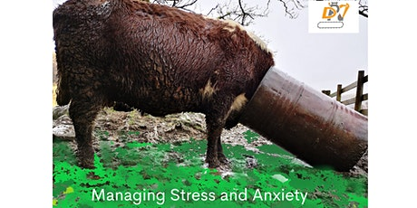 Managing Stress and Anxiety For Agricultural Communities in Powys tickets
