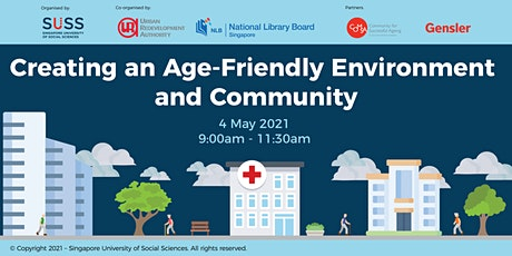 Creating an Age-Friendly Environment and Community tickets
