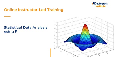 Training on Statistical Data Analysis using R tickets