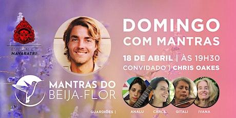 18/04 - Domingo com Mantras do Beija Flor ingressos