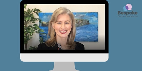 Data storytelling - virtual communication skills - Dublin tickets