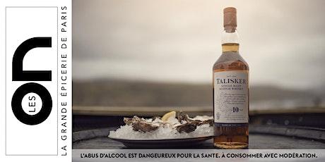 Les ON : Atelier digital à la découverte du Whisky Talisker billets