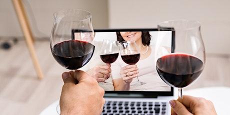 Anbandlerei online Weinverkostung (Frauenticket 50+) Tickets