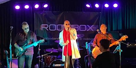 Rockbox gig at North Narrabeen Surf Lifesaving Club tickets