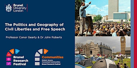 The Politics and Geography of Civil Liberties and Free Speech tickets