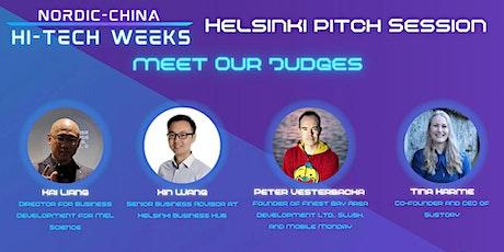 Hi-Tech Week Pitch Session | Helsinki Tickets