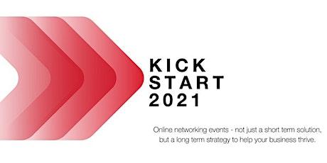 BNI North Wales Kick Start Tickets