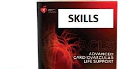 AHA 2020 ACLS Skills Session FREE BLS April 28, 2021 Colorado Springs tickets