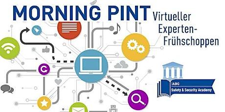 """Morning Pint: Sicherheit und Bedienbarkeit von """"Minimum Viable Products"""" Tickets"""