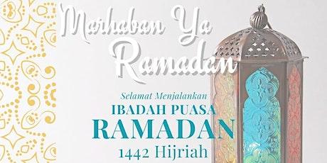 Buka Bersama Keluarga Besar KBRI Manama. 17 April 2021 tickets