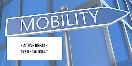 Active Break - Sei aktiv, fühl dich gut Tickets