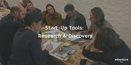 Start-Up Tools: Research & Discovery billets