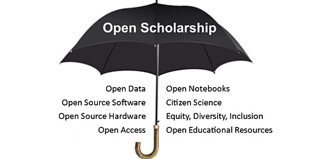 Open Scholarship 101: Starting the Conversation tickets