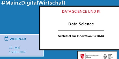 Data Science - Schlüssel zur Innovation für KMU Tickets