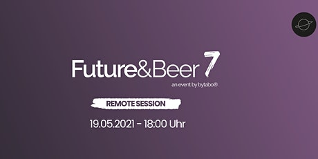 Future&Beer 7 Tickets