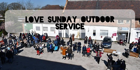 NEC's Love Sunday Outdoor Service tickets