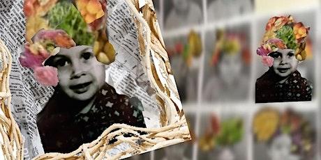 """Atelier digital """"Parentalité+Développement durable :un portrait Arcimboldo"""" billets"""