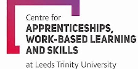 Senior Leader Apprenticeship Open Event tickets