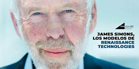 James Simons, los modelos de Renaissance Technologies entradas