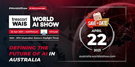 World AI Show - Australia tickets