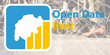 Open Data Beer Nr. 15 Tickets