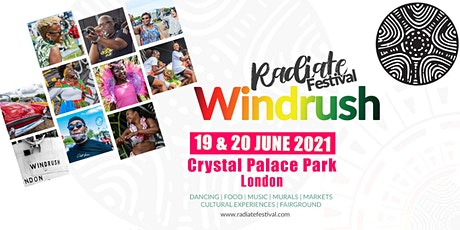 Radiate Windrush Festival 2021 tickets
